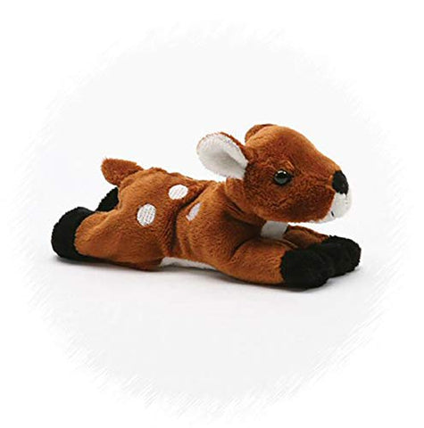 "8"" Plush Karimee Christmas Purse with 8"" Flopsie Fawn Plush"