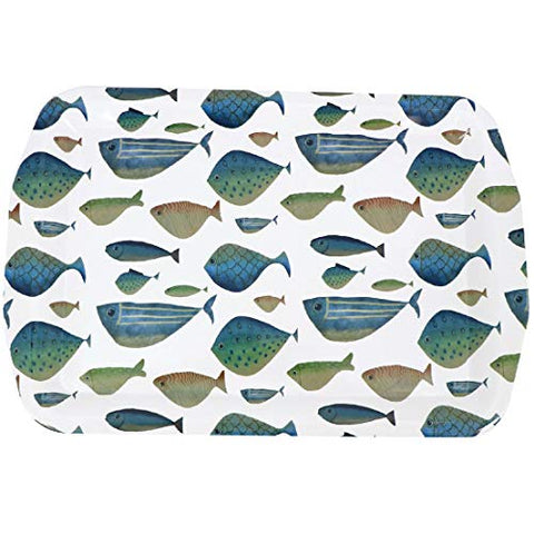 DEI 13094 Fish Tales Serving Tray