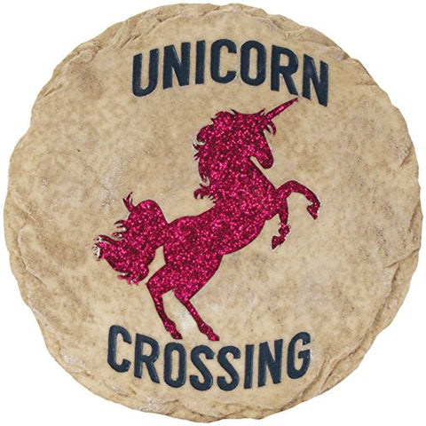 Spoontiques 13261 Unicorn Stepping Stone