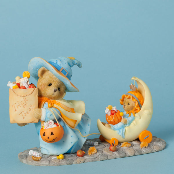 Cherished Teddies Collection Bear Witch Trick Or Treat