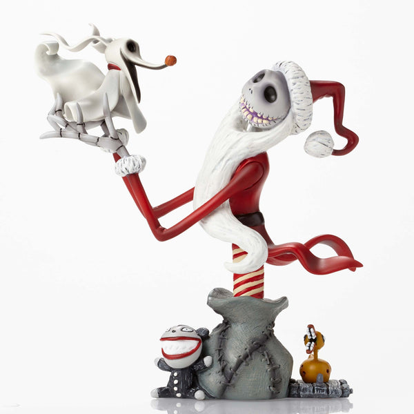 Santa Jack Skellington Amp Zero Hour Loop
