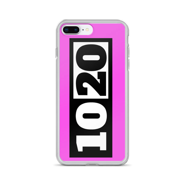iPhone Case 6/7/8/X/XS (Pink)