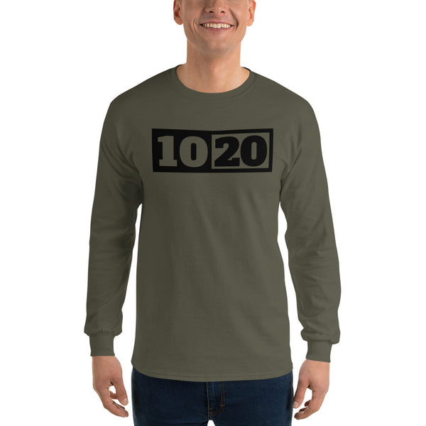 Limited Edition: 10-20 Long Sleeve Veteran Edition (Black Print)