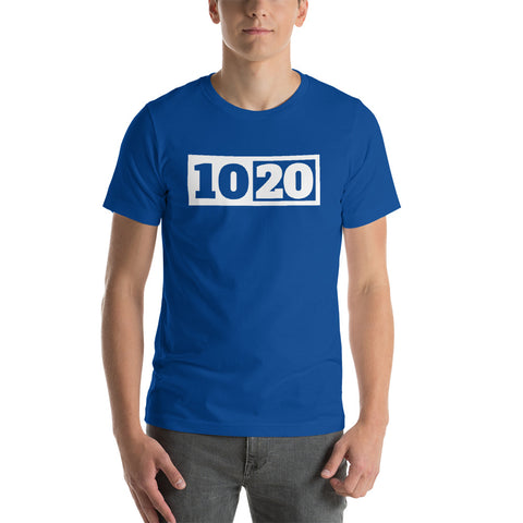 10-20 Tee (Various Colors)