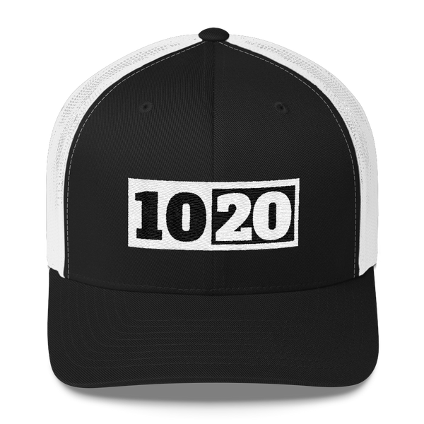 1020 Lifestyle Trucker Cap