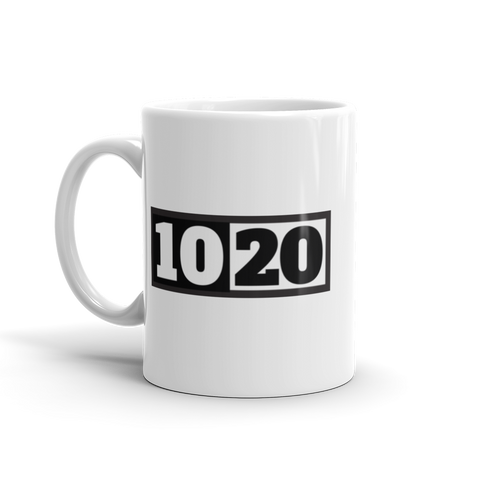 10-20 Lifestyle Coffee Mug