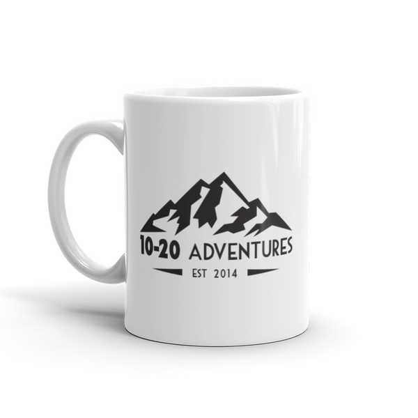 10-20 Adventure Coffee Mug