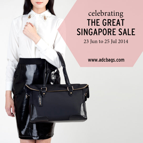 The Great Singapore Sale hits ADC!