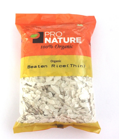 Pro Nature Organic Beaten Rice (Thin) 250g/500g