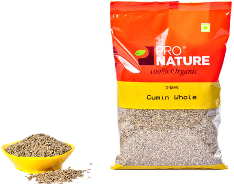 Pro Nature Organic Cumin (Whole) 100g