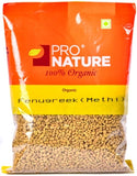 Pro Nature Organic Fenugreek (Methi) 200g