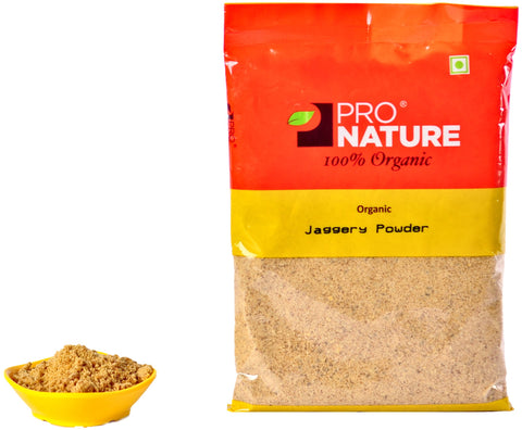 Pro Nature Organic Jaggery Powder 400g
