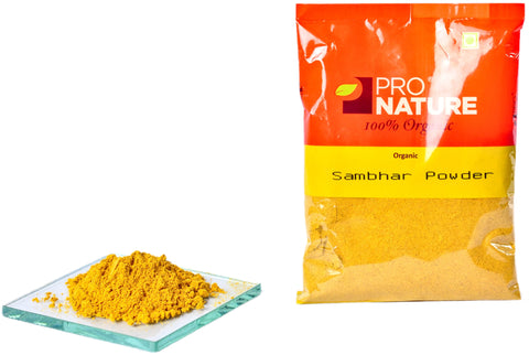 Pro Nature Organic Sambhar Powder 100g