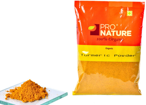 Pro Nature Organic Turmeric Powder 100g/200g