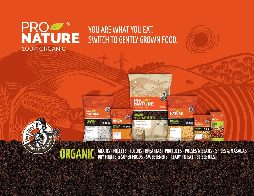 Pro Nature Organic Products