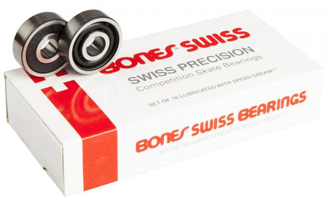 Bones Swiss Precision Bearings