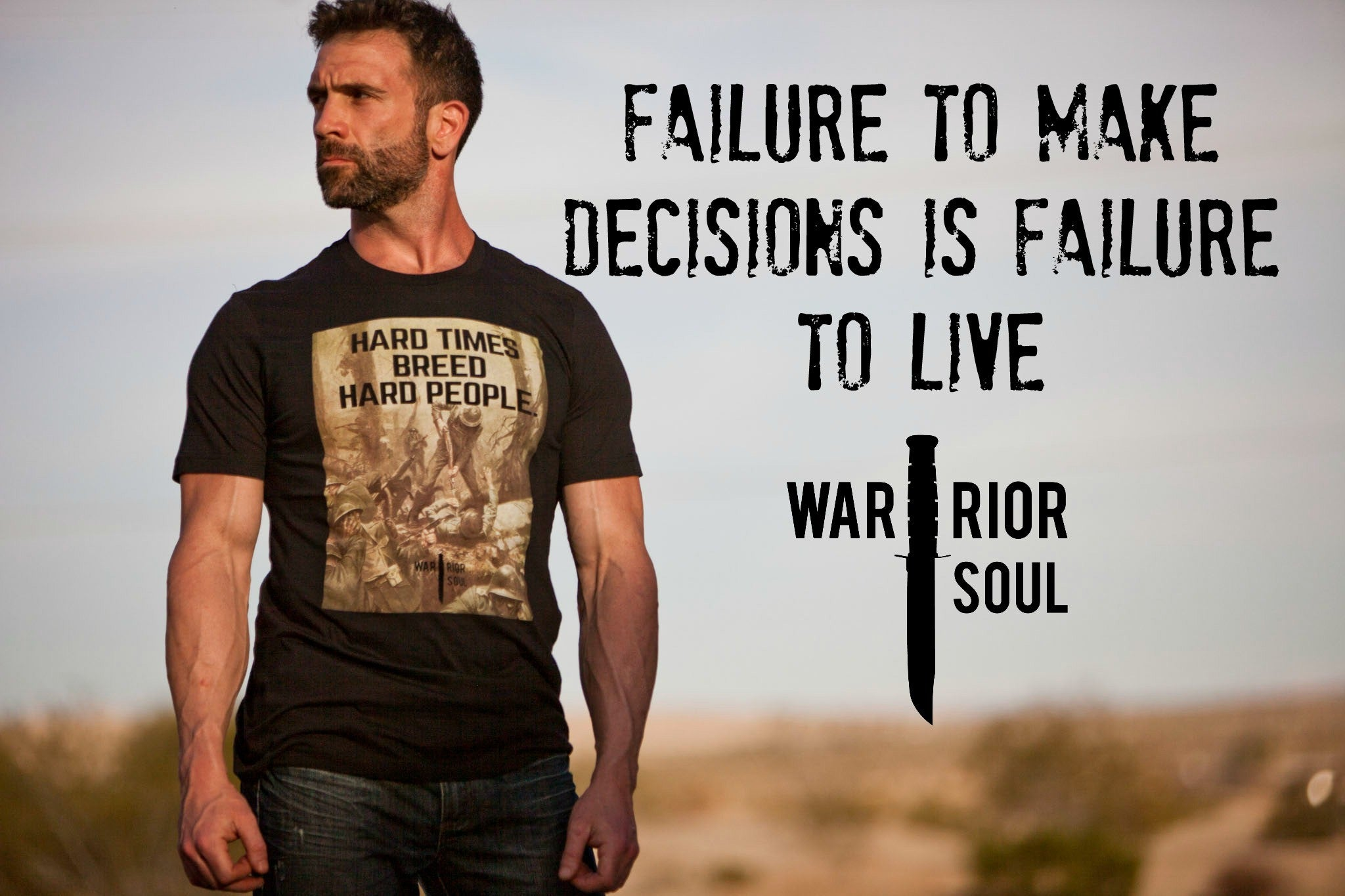 Failing to Make Decisions is Failing to Live