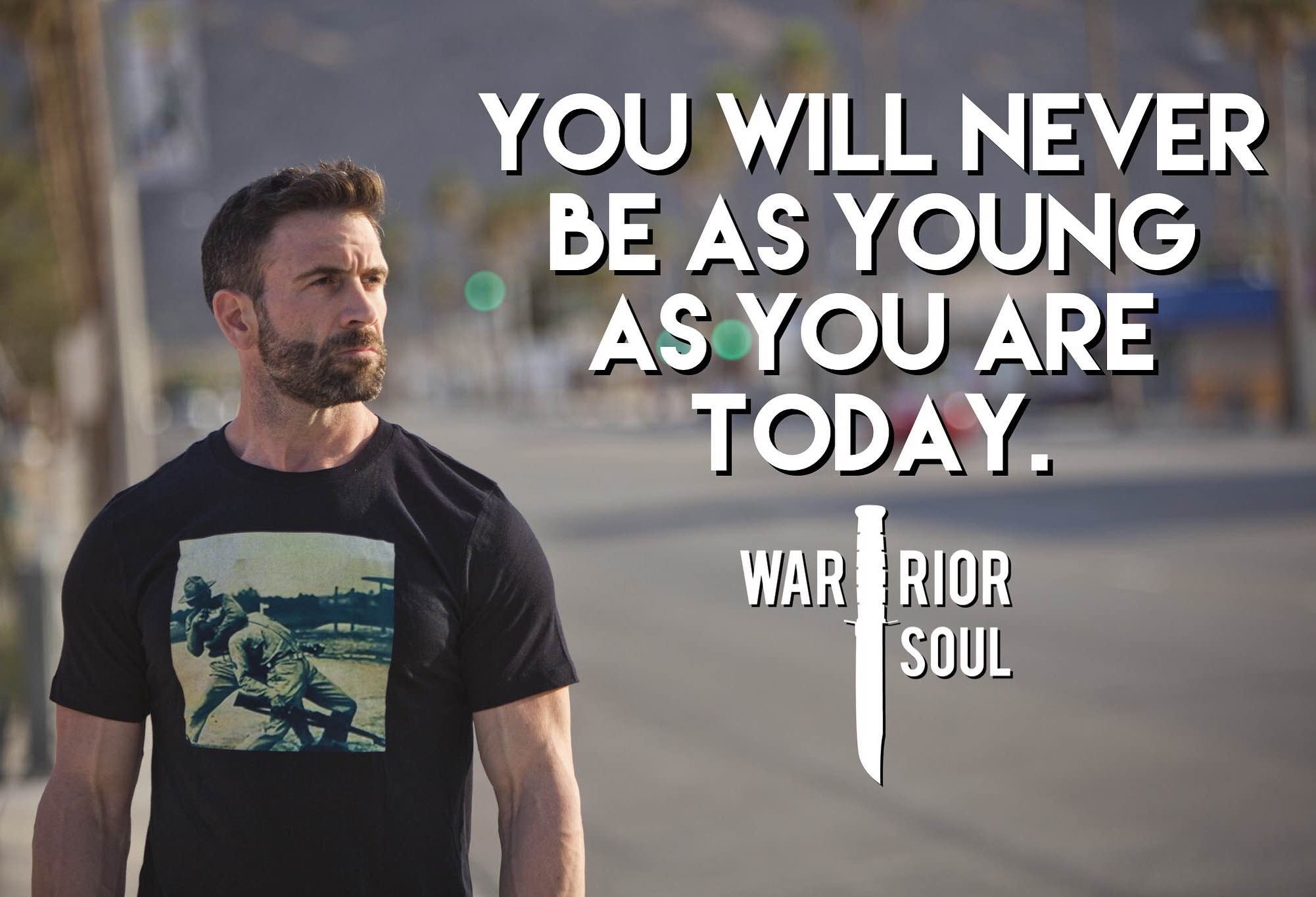 You Will Never Be As Young As You Are Today