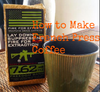 The Veteran's Guide to the Civilian World Episode 1: French Press Coffee
