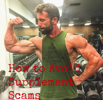 Veteran Fitness: How To Avoid Supplement Scams