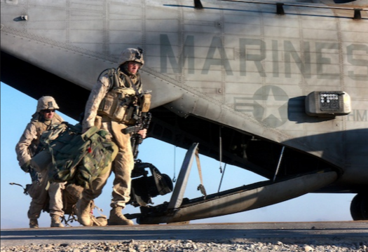 Best Job I Ever Had: Why I Was More Free in the Marine Corps than I Ever Was in my Life