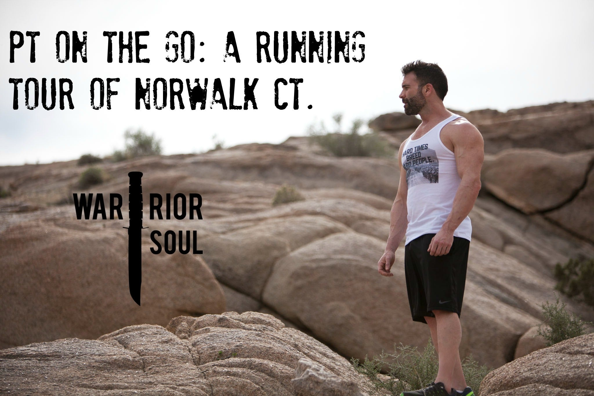 PT on the Go: A Running Tour of my Hometown Norwalk, CT