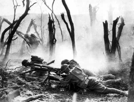 Marines at Belleau Wood