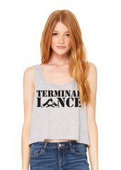 Terminal Lance Ladies Crop Top