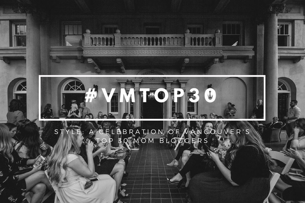 Sustainable Fashion on the VMTop30 Bloggers Runway