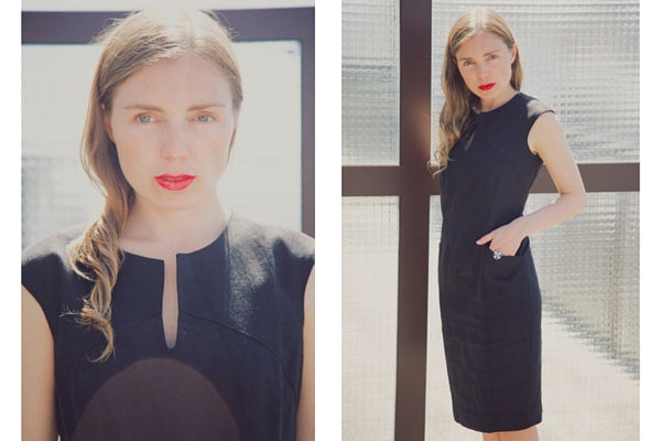 Wallis Evera - Lila II Dress in Black - worn by Leotie Lovely