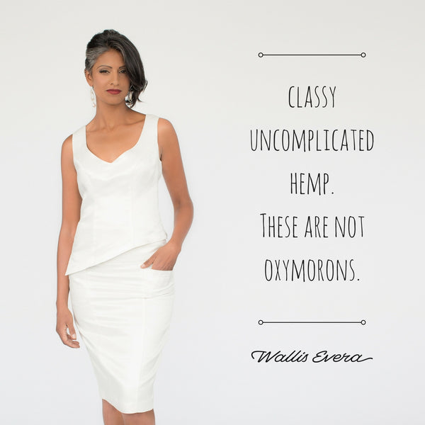 Classy Uncomplicated Hemp - these are not oxymorons