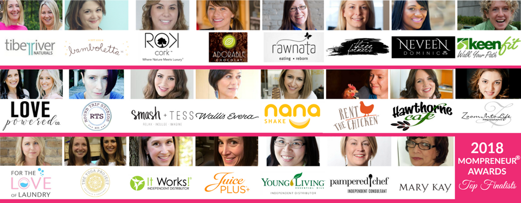 2018 Mompreneur® Award Finalists