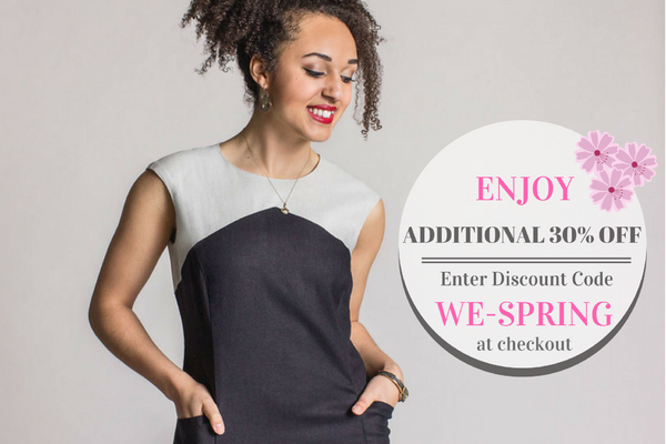 Dagny Dress - Additional 30% Off - Spring Sale