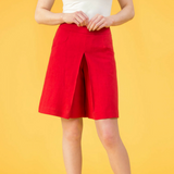 Ola Shorts (Red)