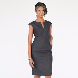 Lila II Dress (Black)