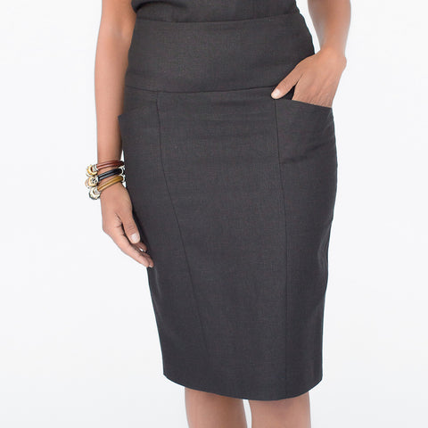 Stella Skirt (Black)