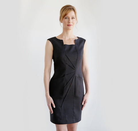 Claire Dress (Black)