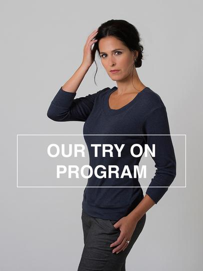 Our Try On Program