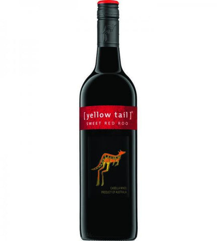 YELLOW TAIL JAMMY RED ROO 1.5L