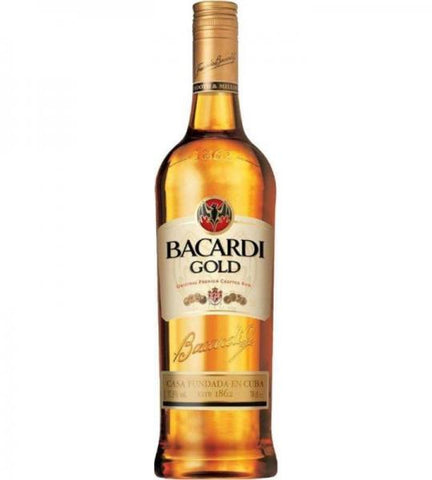 BACARDI GOLD 100ML