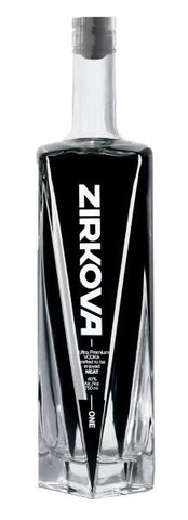 ZIRKOVA VODKA ONE 750ML