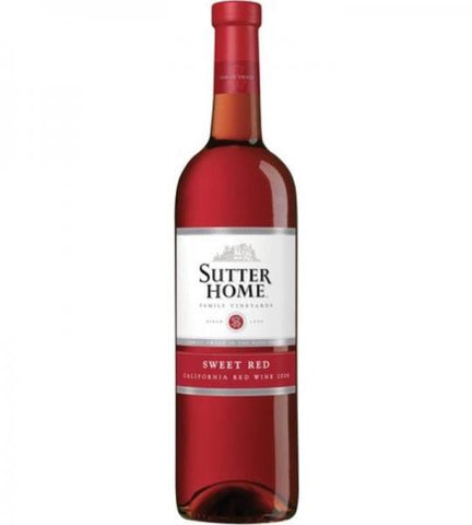 SUTTER HOME SWEET RED 750ML