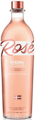 SVEDKA VODKA ROSE 1L