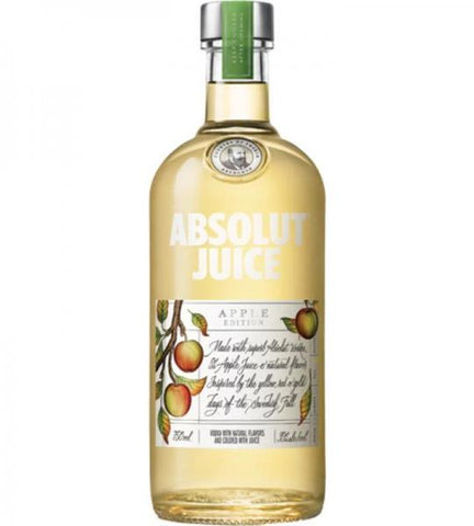 ABSOLUT JUICE APPLE 1L