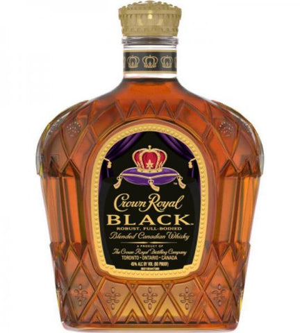 CROWN ROYAL BLACK  IL