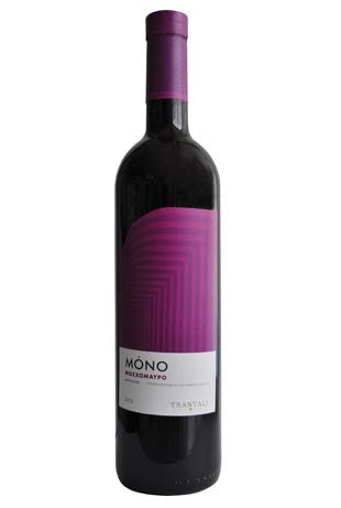 MONO 2012 MOSCHOMAVRO(GREEK) 750ML