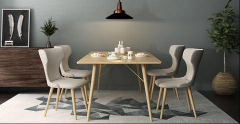 An Eye Catching Rug Will Add A Dash Of Style To Your Dining Room Artwork That Elicits Conversation Is Highly Valuable And Dont Forget You Need