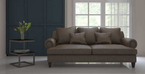 Astounding Leather Sofas Vs Fabric Sofas Brosa Onthecornerstone Fun Painted Chair Ideas Images Onthecornerstoneorg