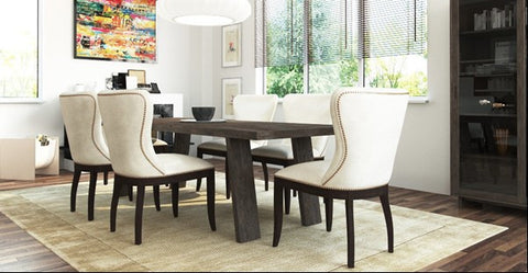 Changing Colour Palettes In Your Dining Room Is Easy With Choice Of Rotating Accessories Change Palette Seasonally Or According To Holidays