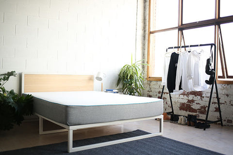 Greywing Memory Foam Latex Mattress